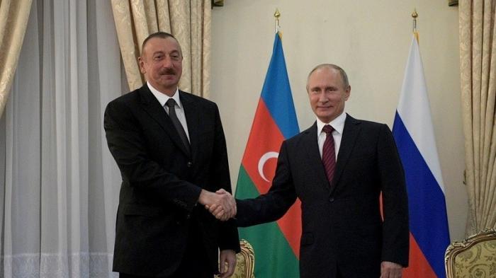 Сочи. Владимир Путин и глава Азербайджана проводят пресс-конференцию. Прямая трансляция