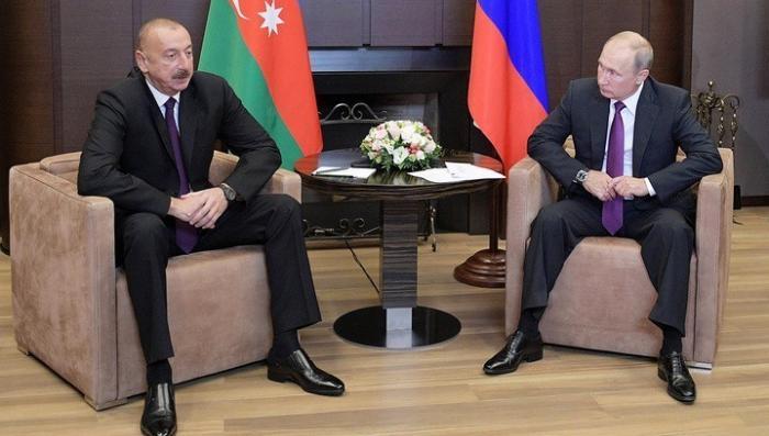 Россия и Азербайджан подписали ряд документов и наметили приоритеты сотрудничества