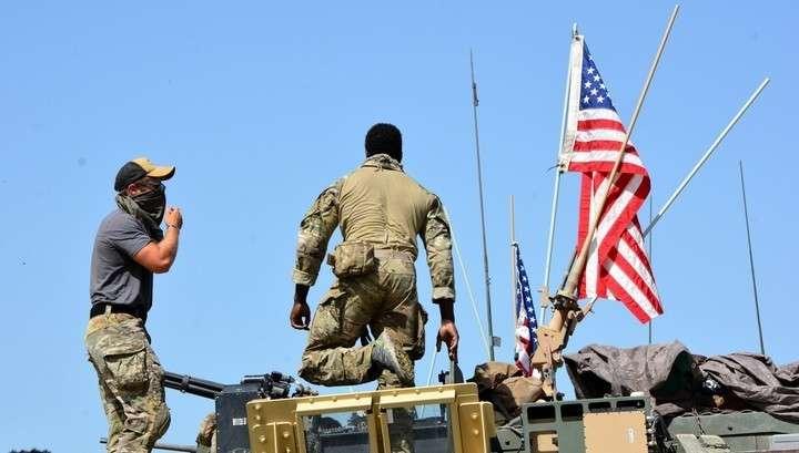 В Сирии террористы сдали своих американских инструкторов