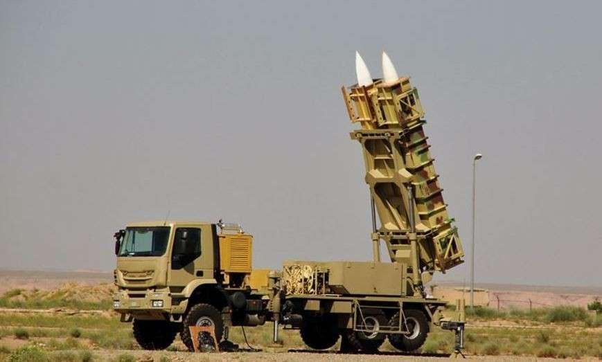 Иран снабдит Сирию своими истребителями и системами ПВО аналогами С-300 аналогами С-300