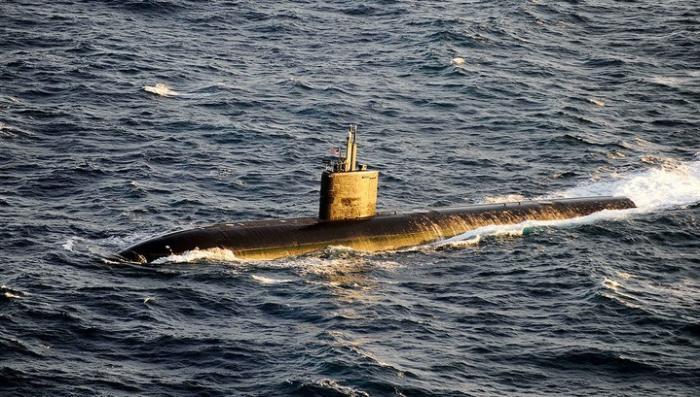 Атомная подлодка США с «Томагавками» подошла к Средиземному морю