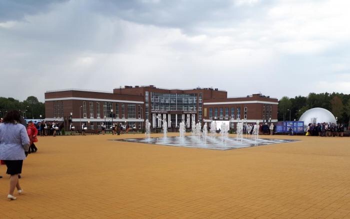 Чувашский кадетский корпус для подготовки специалистов ВКС открылся в Чебоксарах