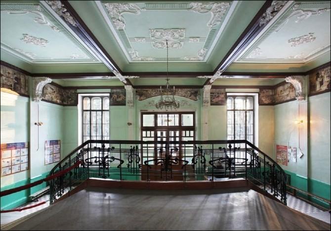 Самая красивая школа России находится в городе Ногинск Московской области
