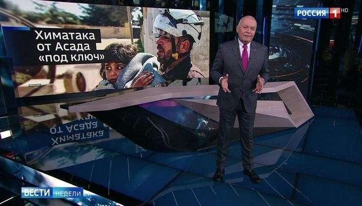 Сирия. Мировое Правительство превратило химатаки в новый вид услуг