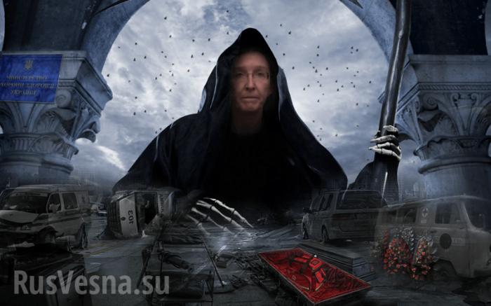 Геноцид русских на Украине: биолаборатории США работают на полную мощность