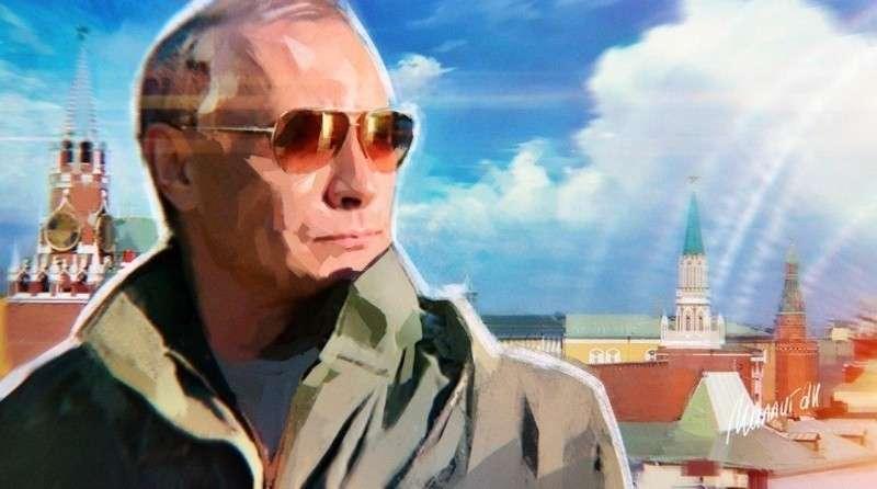 Мобилизационная экономика по Владимиру Путину. Огонь!