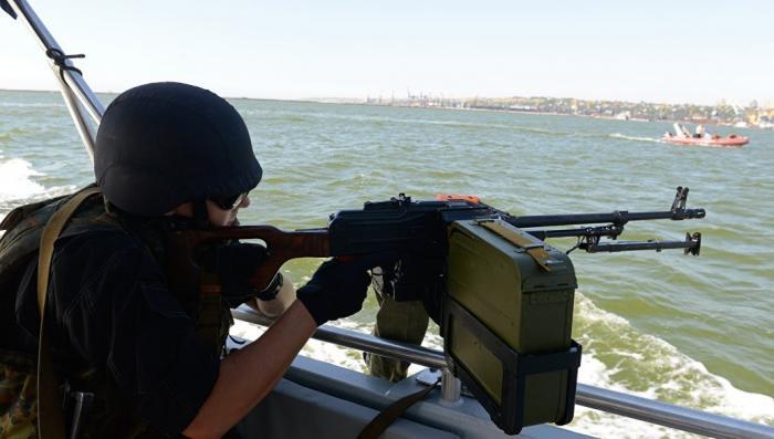 Кто пиратствует в Азовском море и при чем тут США