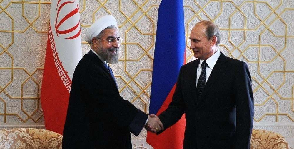 Владимир Путин 7 сентября посетит с рабочим визитом Иран