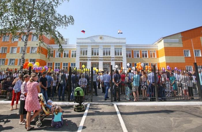 В Мордовии открылись две новых школы на 550 и 800 мест