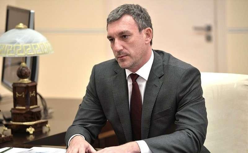 Временно исполняющий обязанности губернатора Амурской области Василий Орлов.