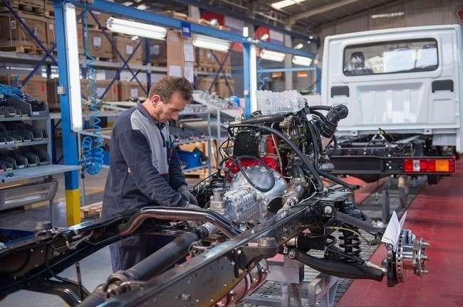 ВТурции стартовало производство ГАЗель Next