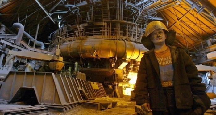 В ДНР и ЛНР металлургия возобновила работу без Украины