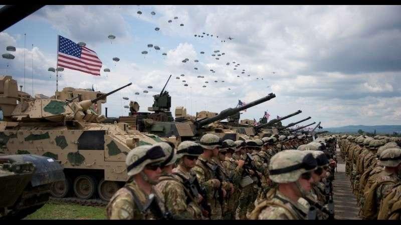 США строят в Европе «Восточный вал» – новый рубеж против России