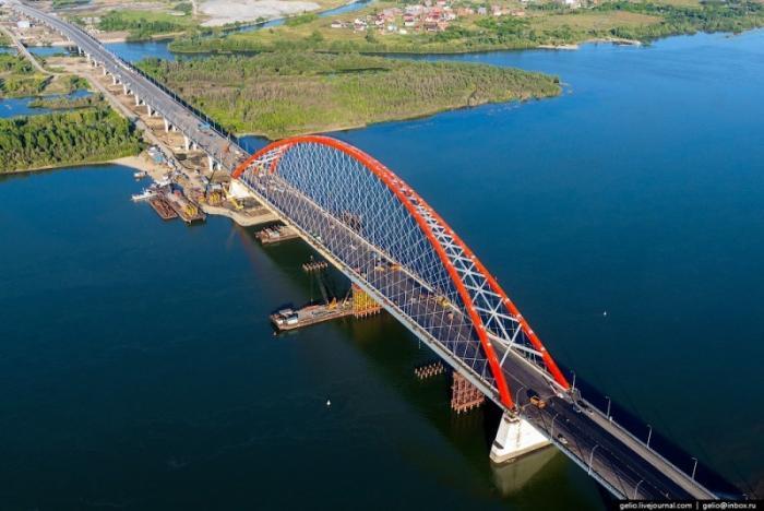 Развитие инфраструктуры России. Август 2018 года