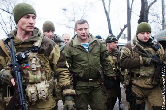Почему охрана Захарченко оказалась бессильна