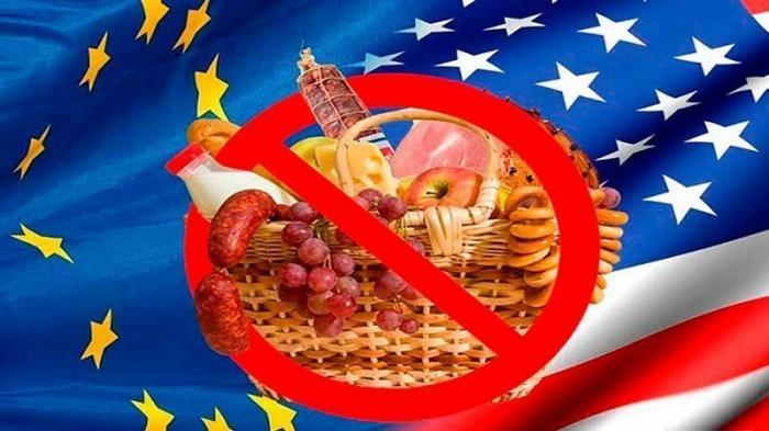 Продовольственные антисанкции продлены до 2020 года