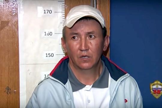 Азиату Мурадову, убившему полицейского в метро Москвы, предъявлено обвинение
