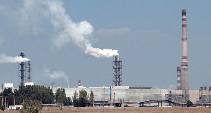 Завод «Титан» на севере Крыма остановлен, из Армянска эвакуируют детей