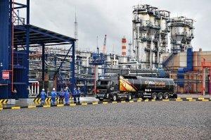 НаМосковском НПЗ начато производство битумов нового поколения