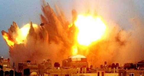 Сирия. В провинции Идлиб ВКС РФ начали наносить мощные удары по американским наёмникам
