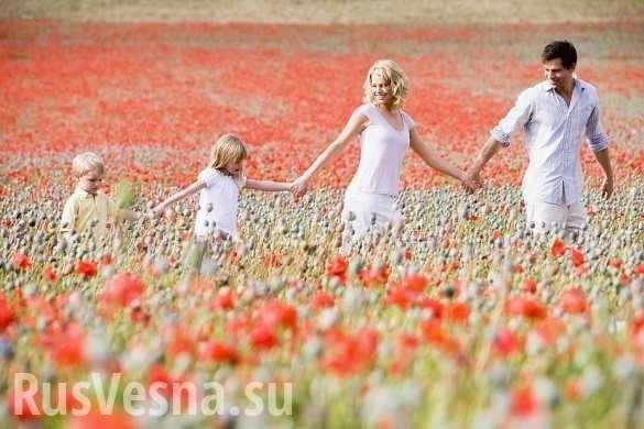 Как найти формулу счастья? Не следуй бездумной моде, живи по совести   Русская весна