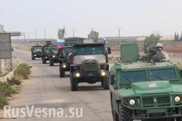 Сирия. Армия России совершила маленькое гуманитарное чудо в Восточной Гуте