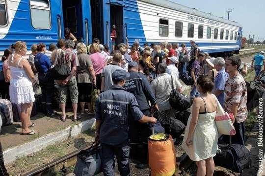 Геноцид Русов. Как России относиться к бегству жителей с Украины?