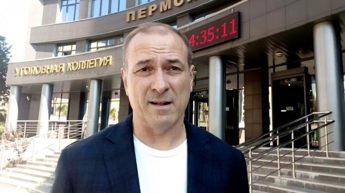Дело Романа Юшкова: пермский политик Константин Окунев о судилище за отрицание 6 миллионов