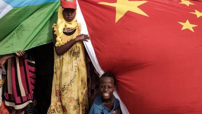 Китай вытесняет пиндосов из Африки, а США натравливают Россию на Китай