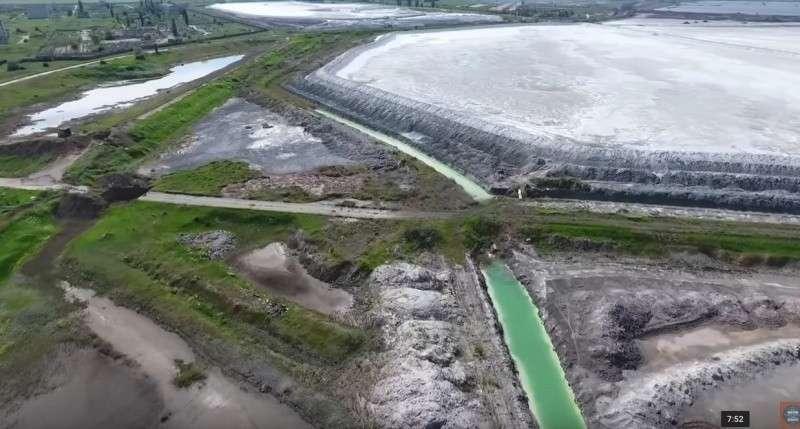 Выброс в Армянске на заводе Титан: Крыму и Херсонской области пророчат кислотные дожди