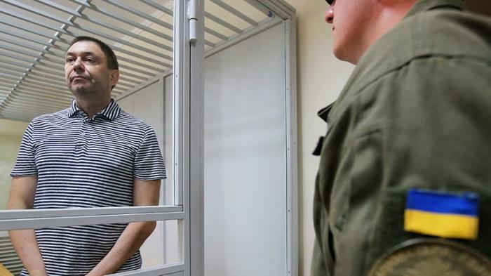 Главу «РИА Новости Украина» Кирилла Вышинского госпитализировали во время заседания суда