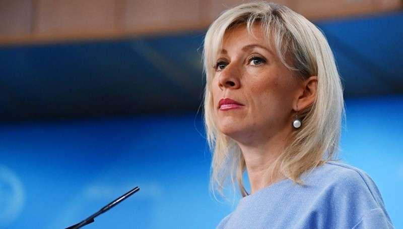 Мария Захарова нашла нестыковки на фото назначенных виновными в «деле Скрипалей»