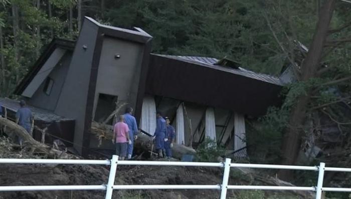 Землетрясение в Японии стало сильнейшим за 20 лет
