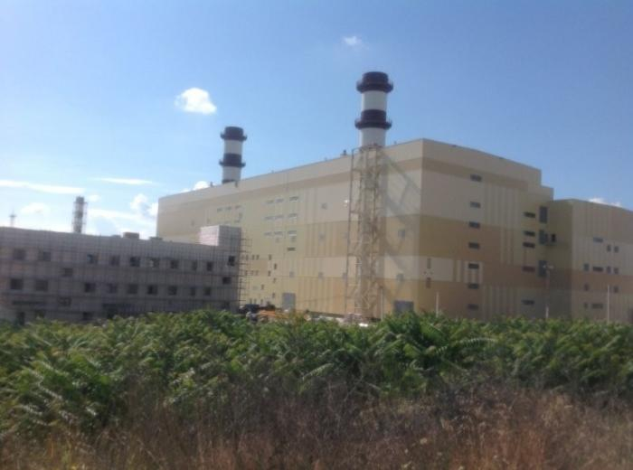 В Крыму запущен на полную мощность первый энергоблок Таврической ТЭС