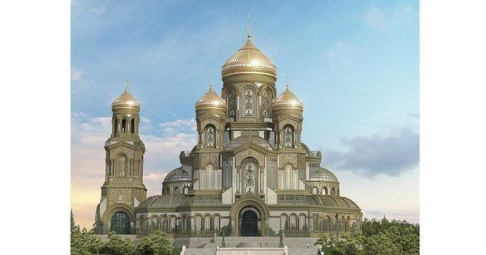 Церковники лихорадочно формируют свой центр Силы в России