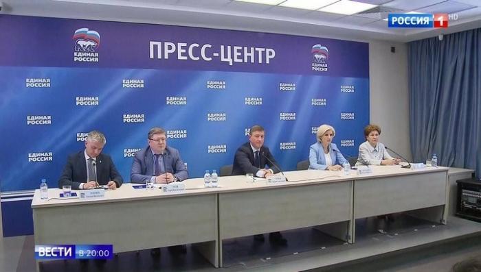 Владимир Путин внёс в Госдуму поправки к пенсионному законопроекту