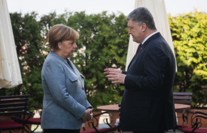 ЕС переходит к тактике игнорирования Украины, а Вальцмана футболят уже открыто