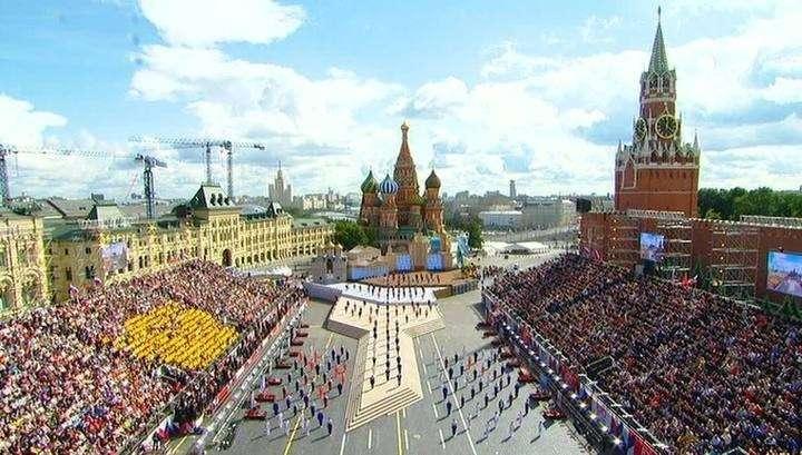 День города Москвы отметят с размахом