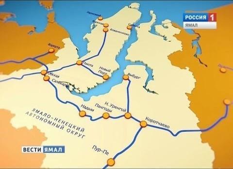 Северный Широтный путь (дорога Сталина) становится все более реальным