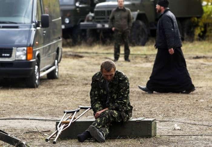 Конвульсии киевского режима. Даже перемирие не спасает украинскую армию от разложения