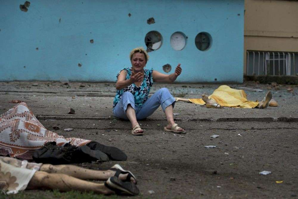 Руководство укрохунты проводит геноцид русских. СК России возбудил уголовное дело