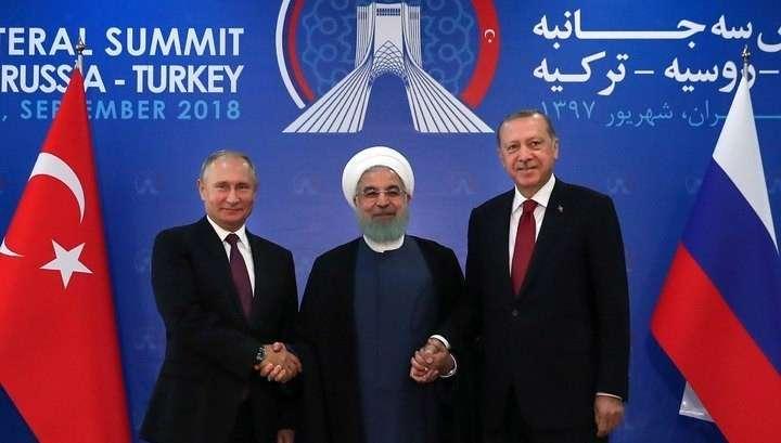 Турция и Иран сохранят свое присутствие в Сирии