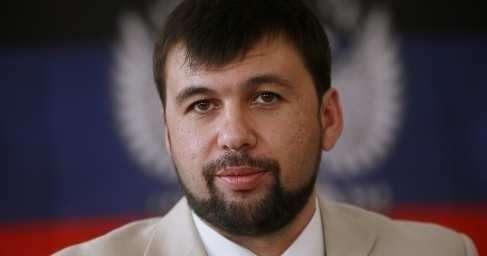 Врио Главы ДНР Денис Пушилин сделал первые заявления