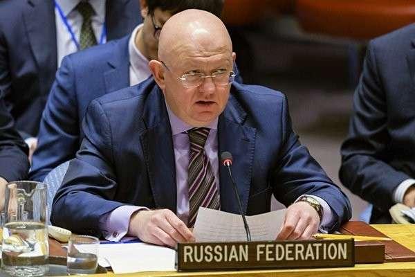 Василий Небензя твёрдо ответил Британии в ООН: «Вам не надоело быть марионетками?»