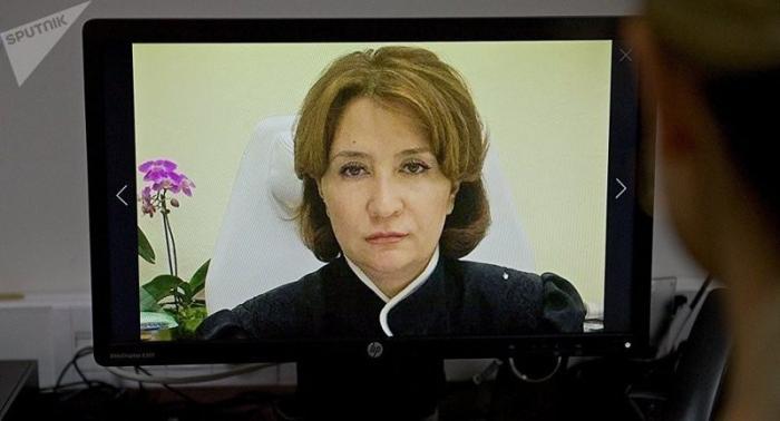 Золотую судью Хахалеву выгнали из президиума Краснодарского краевого суда