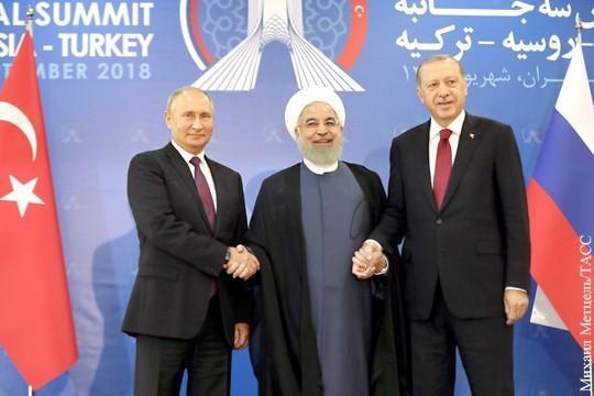 Реджеп Эрдоган сказал решающее слово: Идлиб зачищать после выборов в парламент США