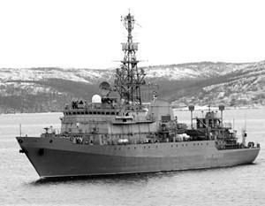 Специальный корабль ВМФ России раскроет секреты ракетного удара США по Сирии