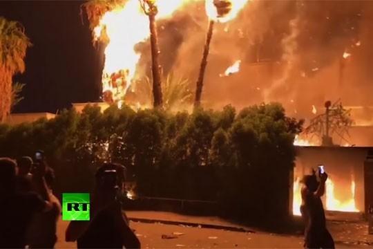 Ирак. Атаковано контролируемое «Лукойлом» месторождение у Басры