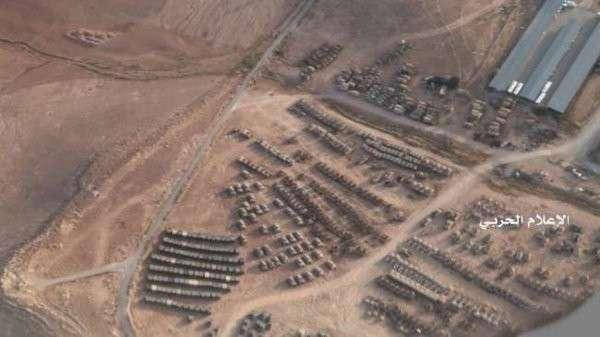 Сирия. Зачем русская армия предупредили США об ударе по базе Пентагона?