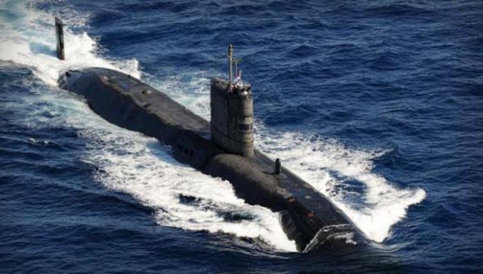 Британская ударная атомная подлодка с «Томагавками» вошла в Средиземное море